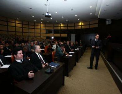 Büyükşehir Belediyesi, Personel Eğitime Ağırlık Veriyor