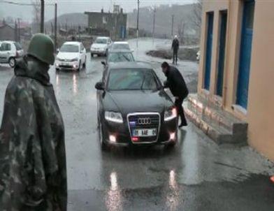 CHP Milletvekilleri Pozantı Cezaevinde