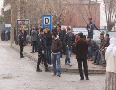 Cizre'de KCK Operasyonunda Gözaltına Alınanlar Adliyeye Getirildi