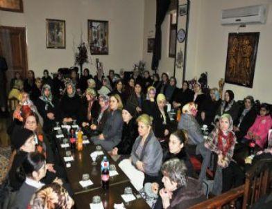 Demirtaş Kursiyer Bayanları Ağırladı