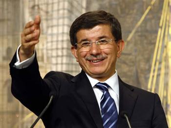 Dışişleri Bakanı Davutoğlu, Iraklı Milletvekilleri Kabul Etti