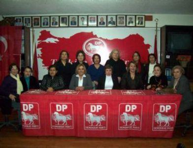 DP Adana İl Kadın Kolları Başkanlığına Gülay Sezgin Atandı
