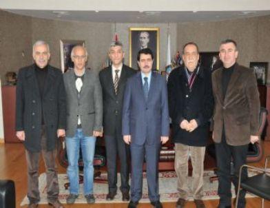 Düzce Valisi Vasip Şahin Akçakoca'da Bir Dizi Ziyaretlerde Bulundu