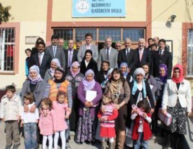 Erbaa'da Dere Tepe Eğitim Kadın Destek Programı