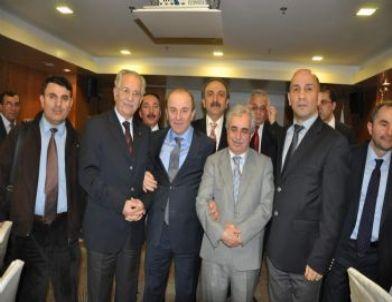 Erzurum Teknik Üniversitesi Vakfının Kuruluşuna Destek