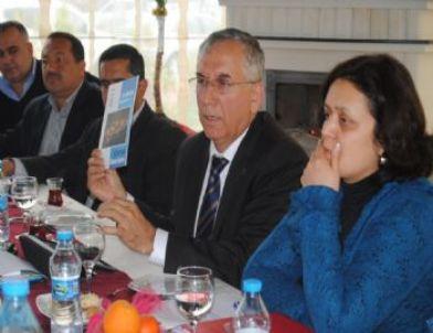 Fethiye Ticaret ve Sanayi Odası Bölgesel Toplantısı