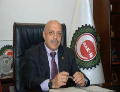 Hak-İş Genel Başkanı Arslan: 'yeni ve Cesur Önerileri Önyargılara Heba Etmemeliyiz'
