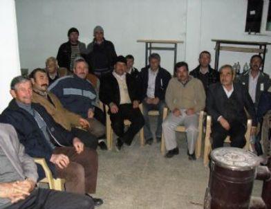 Hisarcık'ta Elma Yetiştiriciliği Kursu
