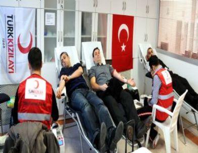 İgdaş Çalışanları 320 Ünite Kan Bağışladı