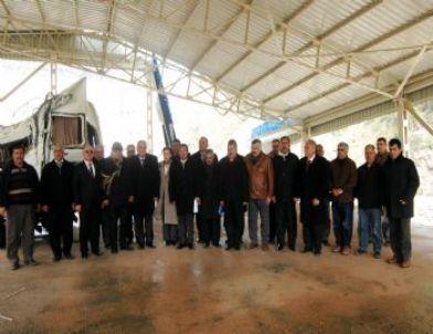 Kozan'daki Baraj Faciası