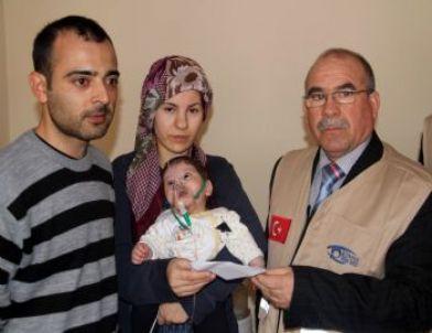 Küçük Ahmet Eren'e Yardım Eli