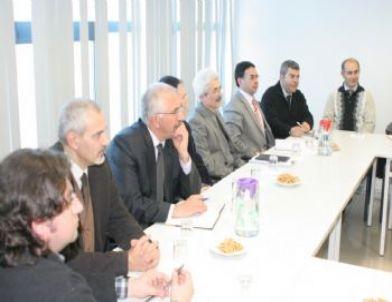 Kütahya'da Üniversite-sanayi İşbirliği Çalışmaları
