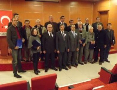 Milas'ta Düzenli Vergi Ödeyen Mükellefler Ödüllendirildi