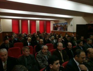 Osmancık'ta 'kurumsal İletişim' Konferansı