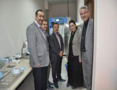 Sağlık Müdürü Ulu'dan Ağız ve Diş Sağlığı Merkezine Ziyaret