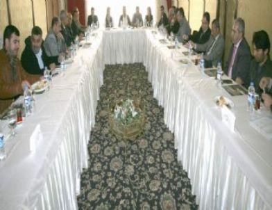 Şanlıurfa Turizmi Geliştirme Derneği Olağan Genel Kurul Toplantısı Yapıldı