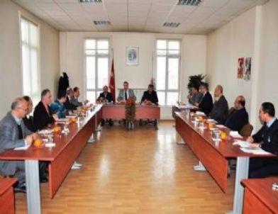 Tosya'da, Başkentte Kastamonu Günleri İstişare Toplantısı Yapıldı