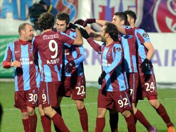 Trabzonspor, ''Büyük Galibiyet'' Peşinde