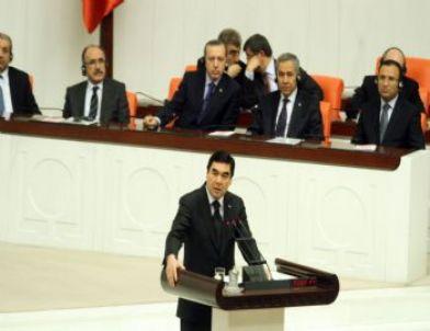Türkmenistan Devlet Başkanı Berdimuhammedov, Genel Kurul'a Hitap Etti