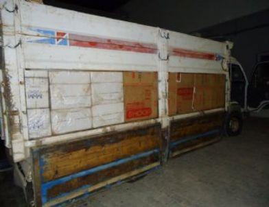 Van'da 140 Bin Paket Kaçak Sigara Ele Geçirildi