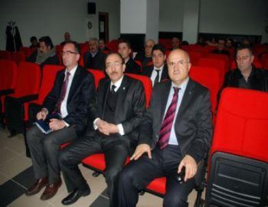 Yalova'da Türk Ticaret Kanunu Anlatıldı