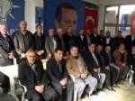 AHMET ALTUNBAŞ - Ak Parti Yavuzeli İlçe Yönetimi Belirlendi