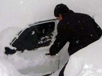 İşte Soğuk havada araç çalıştırmanın püf noktaları
