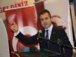 KANAL İSTANBUL - Kılıç: Başbakanımızın Gençlik Tanımını Beğenmeyen, Kendi Tanımını Açıklasın