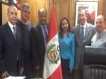 BAYRAM ER - Alanyalı İşadamları Brezilya ve Peru'da İş Görüşmeleri Yaptı