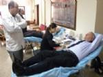 BEL SOĞUKLUĞU - Aydın İl Genel Meclisi'nden Kan Bağışına Destek