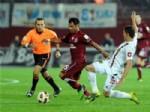ERSEN MARTIN - Sivasspor, Trabzon'da Sadece ''Hükmen'' Güldü