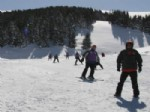 Ordu'da Kayak Zevki Başlıyor