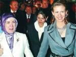 ESMA ESAD - ''Emine Erdoğan'a Adresimi Verme''