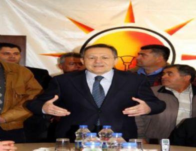 AK Parti Genel Başkan Yardımcısı Edip Uğur: Şehitlere Allah'tan rahmet dilerim
