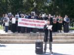 RACHEL CORRIE - Sakarya Başörtüsü Platformu 341. Hafta Eylemini Gerçekleştirdi