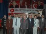 İBRAHIM AYVAZ - Mhp Turgutlu İlçe Kongresi Yapıldı