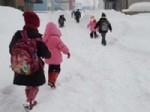 Elazığ'da Bazı İlçelerde Okullar 1 Gün Tatil Edildi