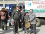İSMAIL TÜFEKÇI - Mustafakemalpaşa'da Ücretsiz 5 Bin Fidan Dağıtıldı