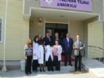 SÜLEYMAN YıLMAZ - AK Partili Kavuncu, Süleyman Yılmaz Anaokulu'u Ziyaret Etti
