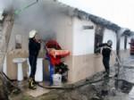 ORHAN BALCı - İsbaeyli'de Ev Yangını