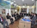 İBRAHIM HALIL GÖÇER - AK Belediye Başkanları Birecik'te Toplandı