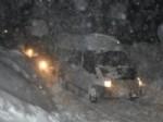 SÜLEYMAN YıLMAZ - Nemrut Kayak Merkezinde Mahsur Kalan 130 Kişi 8 Saat Sonra Kurtarılabildi