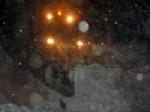 SÜLEYMAN YıLMAZ - Taziyeye Giderken Yolda Mahsur Kalan Köylüler Kurtarıldı