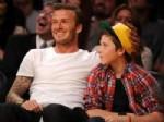 DENZEL WASHİNGTON - David Beckham, LA Lakers - Miami Heat Karşılaşmasında Görüntülendi