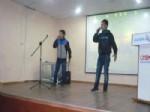 BİLAL YALÇIN - Öğrencilerin Rap Müzik Yarışması Başladı