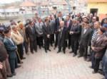 Vali Şentürk, Kadışehri'nde İncelemelerde Bulundu