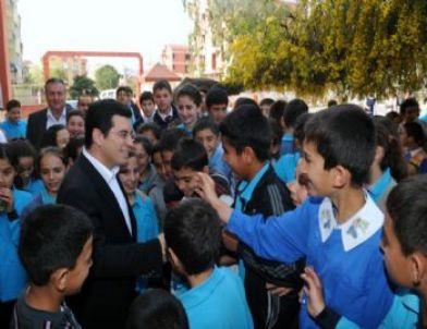 Hakan tütüncü okul müdürü öğrenciler ilköğretim okulu