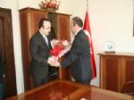 EKREM ÖZCAN - Devrek Müftü Vekilinden Kaymakam ve Belediye Başkanına Ziyaret