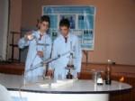 BURDUR ŞEKER FABRIKASı - Lisei Öğrencileri Şeker Pancarı Atığı Melastan Ekolojik Yakıt Üretti