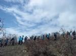 Sigarayı Bırakan 50 Tiryaki, Elmalıdede Dağı'na Tırmandı